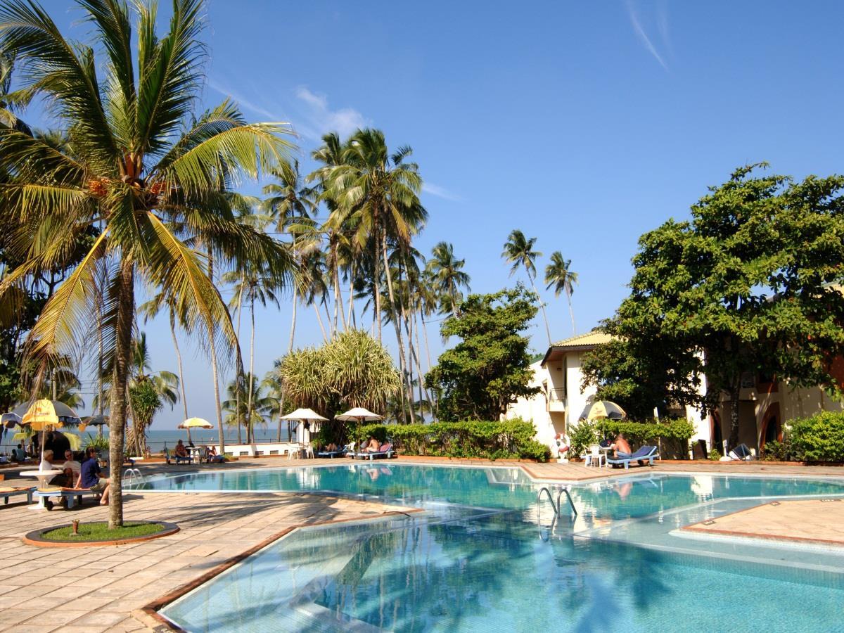 Best Sri Lanka Holidays Villa Ocean View Wadduwa