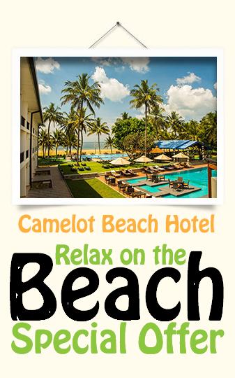 Best Sri Lanka Holidays Camelot Beach Hotel