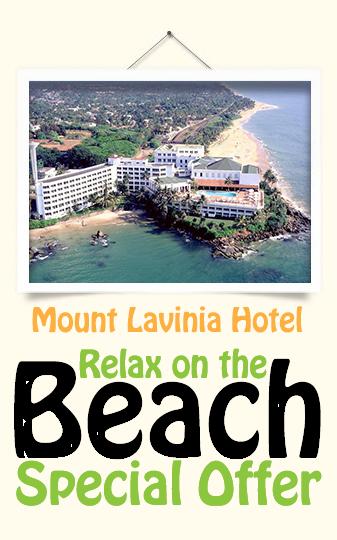 Best Sri Lanka Holidays Mount Lavinia Hotel