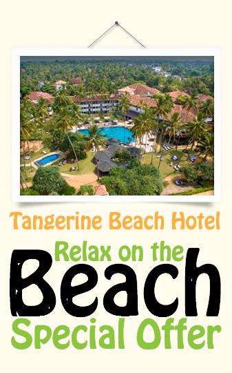 Best Sri Lanka Holidays Tangerine Beach Hotel